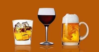 Alcohol Houmous