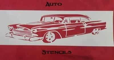 Automobile Stencils